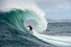 Surf photo by Russell Ord