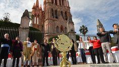 204 Aniversario del primer Ayuntamiento del México independiente en San Miguel de Allende http://www.portalsma.mx/sma/index.php/noticias/2165-204-aniversario-del-primer-ayuntamiento-del-mexico-independiente #SanMigueldeAllende #SMA