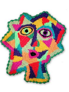 Oh, Picasso! by freeform by prudence, via Flickr