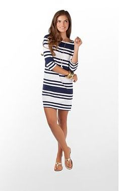 Lily Pulitzer Cassie dress. Really wish I was skinny enough for a dress like this!