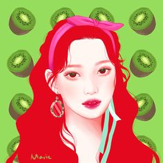 #일러스트 #그림 #그라폴리오 #팬아트 #소녀 #레드벨벳 #빨간맛 #조이 #마리 #grafolio #fanart #girl #redvelvet #redflavor #joy #redvelvetjoy # #marie #illust #artstagram #digital illust #art #artwork #digital art #painting #digital painting #イラスト