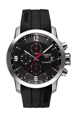 TISSOT PRC 200 Automatic Chronograph The Tissot PRC 200 is a popular range of…