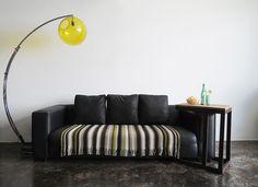 DIY armrest table