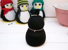 Little Penguin No Sew Tutorial
