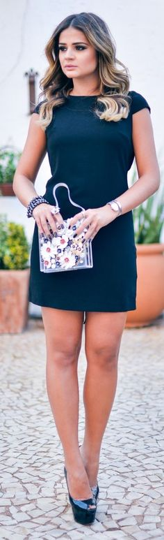 Blog Da Thassia L B D #Fashionistas