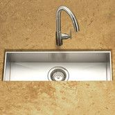 Trough Bar Sink : ... about Trough Sink on Pinterest Sinks, Bathroom Sinks and Bathroom