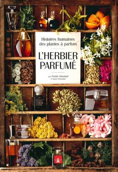 L'Herbier Parfum (History of Perfume) book Perfume Oils, Best Perfume, Perfume Bottles, Carl Von Linné, Perfume Good Girl, Celebrity Perfume, Hermes Perfume, Perfume Making, Miniature Bottles