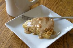 Maple Scones with Maple Glaze - 6 by Sugarcrafter, via Flickr