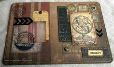 Сделано с любовью...: Мужское: Обложка для паспорта и блокнот