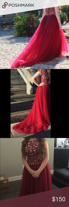 PROM DRESS Size 10. Worn twice. Great condition Dresses Prom