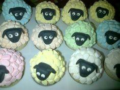 Skapie cupcakes