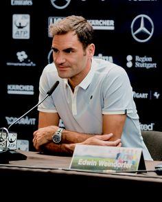 """""""""""Roger Federer / June 12, 2017 """" """""""
