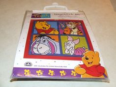 DMC Pooh & Friends Longstitch Kit - New