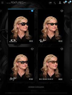 O aplicatie pentru iPad te ajuta sa probezi virtual ochelarii inainte de a ii achizitiona (Video)
