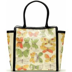 Brighton Butterfly Tote to purchase call NCH Galleries at (951)734-5989