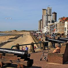Boulevard Vlissingen Touring, Netherlands, Holland, Fighter Jets, Country, City, Places, Travel, Study Tips
