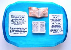 Door Verses Wall Art.  Blessed is the man who listens by WordofGod, $26.00