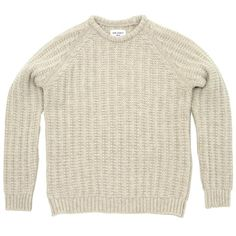 Our Legacy Italian wool ribbed knit#Repin By:Pinterest++ for iPad#