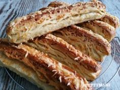 Sajtos rúd -hibrid- | Betty hobbi konyhája Hot Dog Buns, Hot Dogs, Hobbit, Rum, Sandwiches, Bread, Food, Eten, Paninis