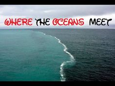 The Flat Earth : Where The Oceans Meet