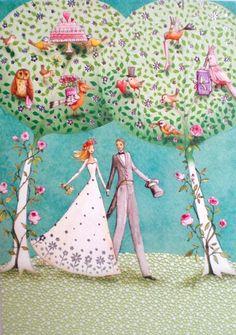 Mila Marquis wedding