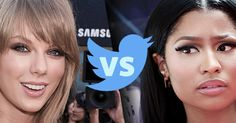 """Are you #OLD and curious about this so-called """"Twitter feud"""" between popular musicians Nicki Minaj and Taylor Swift? Fear not, we've got you covered."""