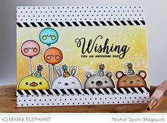 STAMP HIGHLIGHT : PRETEND PLAY (mama elephant