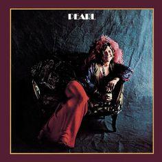 Janis Joplin - Pearl  Best Album Covers, Art   Greatest of All Time  #albumCover #musicisart