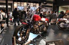 HARLEY_DAVIDSON - TOKYO MOTORCYCLE SHOW 2012