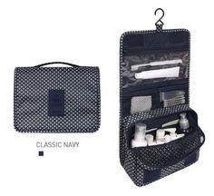 Free Shipping Hook Make Up Organizer Bag Women Men Casual Travel Functional Cosmetic Bags Storage Makeup Wash bag