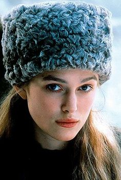 "Keira Knightley in ""Doctor Zhivago"", a novel by Boris Pasternak. Keira Knightley, Keira Christina Knightley, Elizabeth Swann, Russian Beauty, Russian Fashion, Holes Movie, Dr Zhivago, Doctor Zhivago, Russian Poets"
