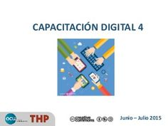 Taller: Capacitación digital - OCU (día 4)