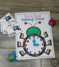 Looking for fun math centers and time and money worksheets? This set is filled with hands-on math activities to practice coin recognition, value of money and telling time. Money Activities, Seasons Activities, Kindergarten Math Activities, Kindergarten Activities, Fun Math, Numeracy Activities, Kindergarten Class, Maths, Preschool
