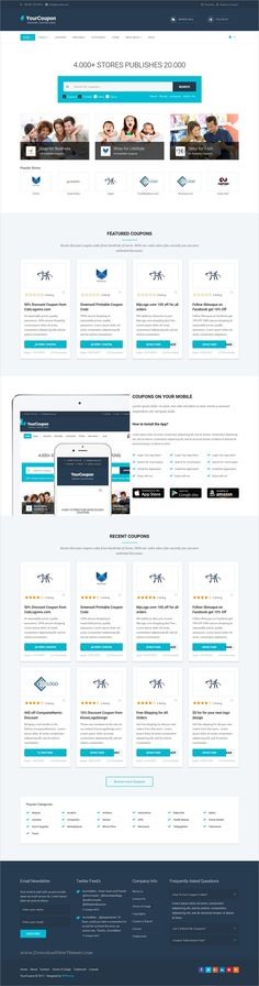 YourCoupon is a wonderful 2in1 responsive #WordPress theme for #coupon sites, coupon #codes, directories, #discount and daily #deal websites download now➩ https://themeforest.net/item/yourcoupon-coupon-code-discount-deal-responsive-wordpress-theme/19236893?ref=Datasata