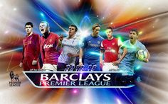 Barclays English Premier League 2012 – 2013 Wallpaper HD