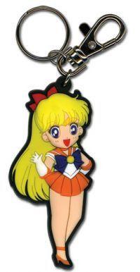Key Chain: Sailor Moon - Sailor Venus Die Cut, re-pin if you like Sailor V!