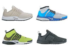 75590acb6079 FLYKNIT Nike Air Presto 2016 Releases