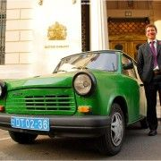 The Trabant of Mr Fisher