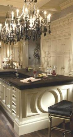 Luxury Kitchens [ Specialtydoors.com ] #Kitchen #hardware #specialty #custom