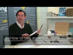 How to Use an Architectural Scale - YouTube