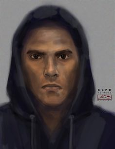 "WANTED ROBBERY SUSPECT!   Two recent robberies have occurred in the area of El Camino Real & Pomeroy. In both cases, the suspect pointed a gun at the victim and demanded their money and cell phone. The suspect is black male, 5'8"" to 6'0"" with a medium build. Anyone with information please call Sgt. Hoesing at (408) 615-4814."