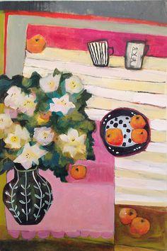 Daffodils+Mandarins - Annie OBrien Gonzales