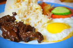 "The word ""TAPSILOG"" is a combination of its ingredients. ""Tap"" from ""tapa"" which…"