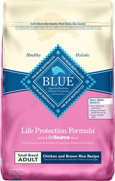 Blue Buffalo Life Protection Formula Senior Dog Food ndashNatural Dry Dog Food f. - Dog Food - Blue Buffalo Life Protection Formula Senior Dog Food ndashNatural Dry Dog Food for Senior Dogs ndas - Large Breed Dog Food, Large Dog Breeds, Small Breed, Best Puppy Food, Best Dry Dog Food, Best Senior Dog Food, Puppy Food Brands, Chicken And Brown Rice, Dog Food Reviews