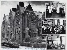 Staten Island Academy school, Todt Hill SI