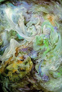 Heavenly Attraction by Farshchian on DeviantArt
