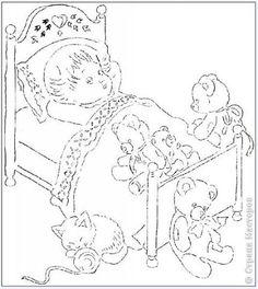 Картина панно рисунок Вырезание Перед сном Бумага фото 7