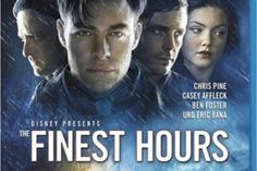 The Finest Hours 2016 Dual Audio [Hindi-English] 720p BluRay 1GB ESubs The Finest Hours, Casey Affleck, Disney Presents, Movies Free, Chris Pine, Movies And Tv Shows, The Fosters, Audio, English