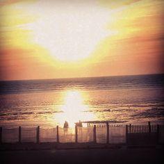 #sunset #chatelaillo #chatelaillonplage