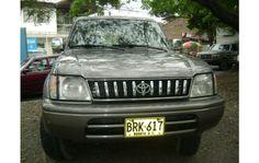 Toyota prado 5 puertas 2005